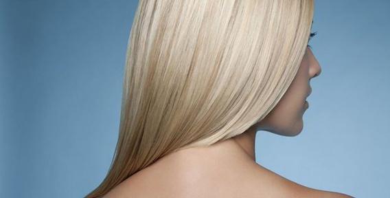 Сияющий блонд